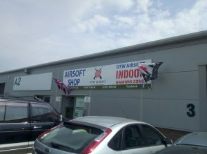 large format print, printed banners, printed flags