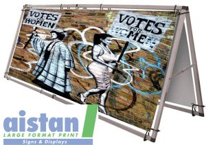LARGE FORMAT PRINT, HOARDING BOARDS, DISPLAYS, VINYL GRAPHICS